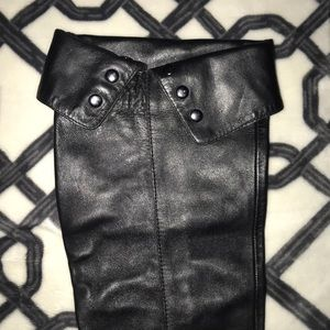 Nine West Shoes - Leather Knee High Boots👢